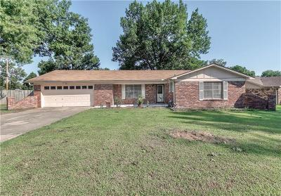 Fort Smith AR Single Family Home For Sale: $111,900