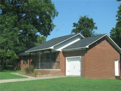 Van Buren AR Single Family Home For Sale: $108,000