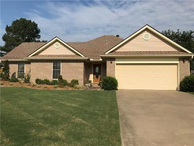 Greenwood AR Single Family Home For Sale: $167,000
