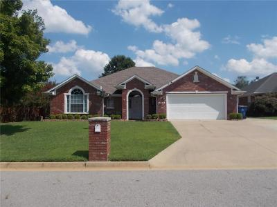 Fort Smith AR Single Family Home For Sale: $189,900