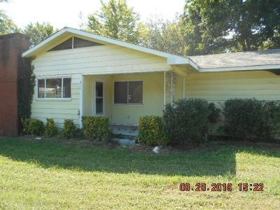 Van Buren AR Single Family Home For Sale: $36,900
