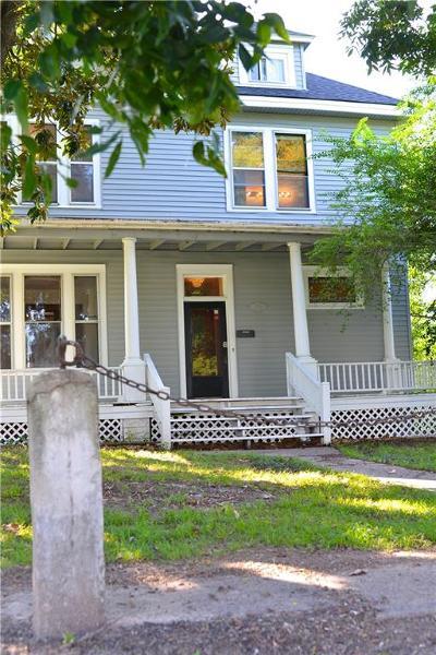 Stigler Single Family Home For Sale: 203 NW 6th Street