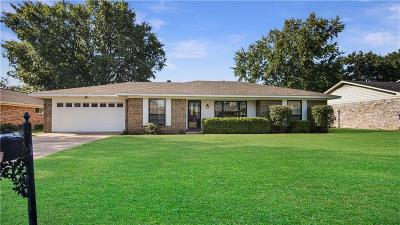 Fort Smith Single Family Home For Sale: 8104 Adam Drive