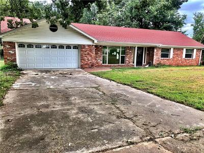 Fort Smith AR Single Family Home For Sale: $139,900