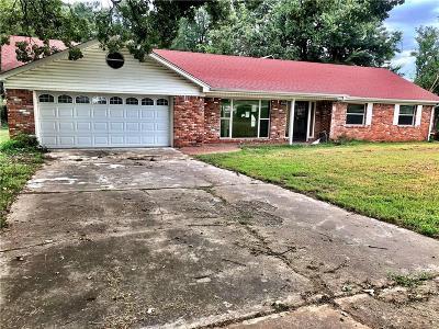 Fort Smith Single Family Home For Sale: 5911 Euper Lane