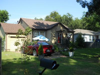 Fort Smith AR Single Family Home For Sale: $90,000