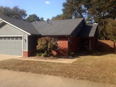 Fort Smith AR Multi Family Home For Sale: $775