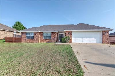 Muldrow Single Family Home For Sale: 105 Drake Drive