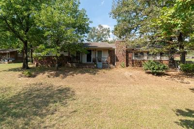 Greenwood AR Single Family Home For Sale: $159,500