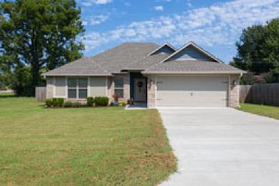 Alma Single Family Home For Sale: 1106 Harrell