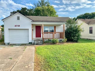 Fort Smith AR Single Family Home For Sale: $73,000