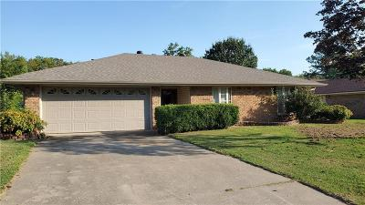 Fort Smith Single Family Home For Sale: 8605 Harvard Drive