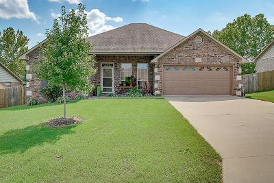 Greenwood AR Single Family Home For Sale: $150,000