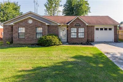 Van Buren AR Single Family Home For Sale: $109,900