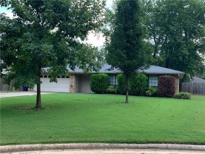 Fort Smith AR Single Family Home For Sale: $148,000