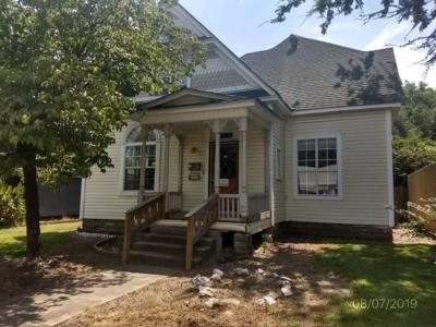 Fort Smith AR Single Family Home For Sale: $38,000