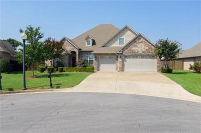 Fort Smith Single Family Home For Sale: 2904 87th Drive