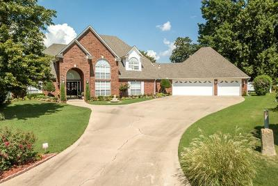 Fort Smith Single Family Home For Sale: 2601 Carrington Pointe Road