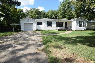 Van Buren AR Single Family Home For Sale: $75,000