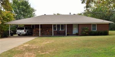 Heavener OK Single Family Home For Sale: $89,000