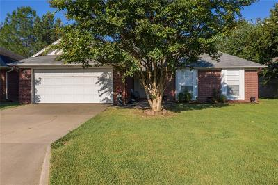 Fort Smith Single Family Home For Sale: 8000 S 24th Street