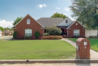 Poteau Single Family Home For Sale: 2901 White Oak