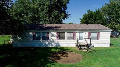 Panama OK Single Family Home For Sale: $75,000