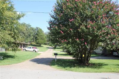 Fort Smith Multi Family Home For Sale: 5903 Ellsworth Road