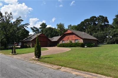Sallisaw OK Single Family Home For Sale: $164,900