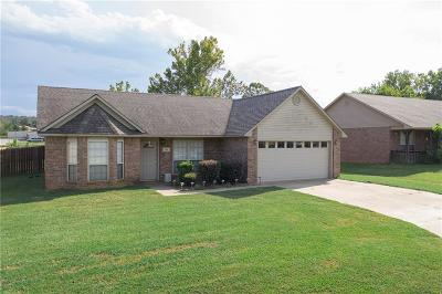 Greenwood Single Family Home For Sale: 348 Kings Mountain Loop