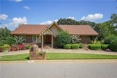 Fort Smith Single Family Home For Sale: 3001 Glen Flora Way