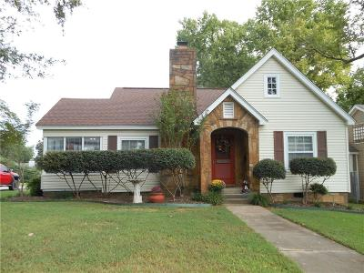 Fort Smith Single Family Home For Sale: 2501 S N Street