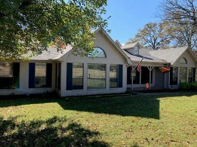 Lavaca AR Single Family Home For Auction: $1