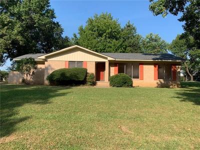 Sallisaw Single Family Home For Sale: 319 Quail Ridge Road