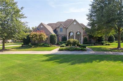 Fort Smith Single Family Home For Sale: 7200 Highland Park Drive