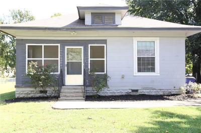 Fort Smith Single Family Home For Sale: 1214 N 34th Street