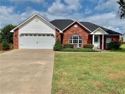 Van Buren Single Family Home For Sale: 1212 Sandstone Drive