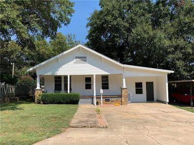 Van Buren Single Family Home For Sale: 1519 Baldwin