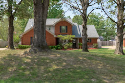 Fort Smith Single Family Home For Sale: 3304 Mooring Point Road
