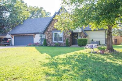 Fort Smith AR Single Family Home For Sale: $218,900