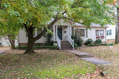 Fort Smith AR Single Family Home For Sale: $150,750