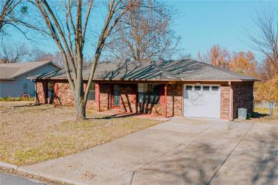 Van Buren Single Family Home For Sale: 514 Evergreen Drive