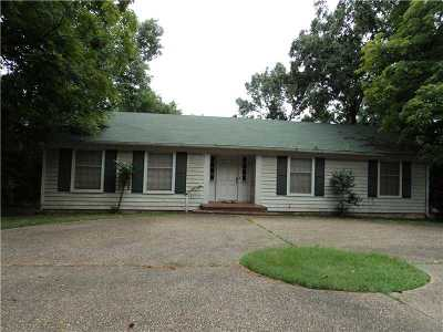 Fort Smith Single Family Home For Sale: 2604 Dallas St S