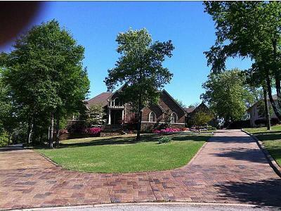 Van Buren Single Family Home For Sale: 1900 Lee Creek Dr