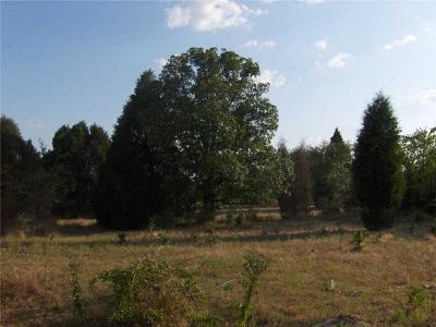 Muldrow Residential Lots & Land For Sale: Webber Creek Road