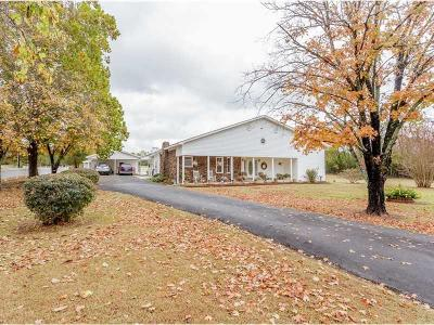 Alma Single Family Home For Sale: 3614 Graphic Rd W