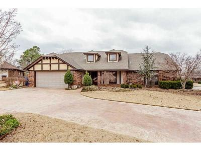 Fort Smith Single Family Home For Sale: 10500 Ramsgate Ct