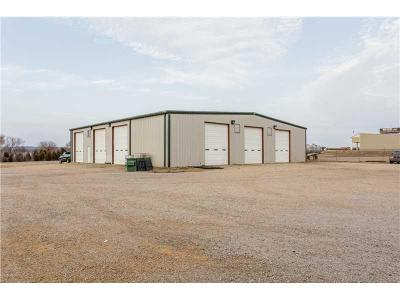 Van Buren Commercial For Sale: 601 Access Rd
