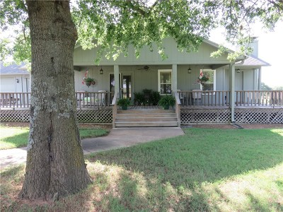 Greenwood Single Family Home For Sale: 9520 E. Highway 10