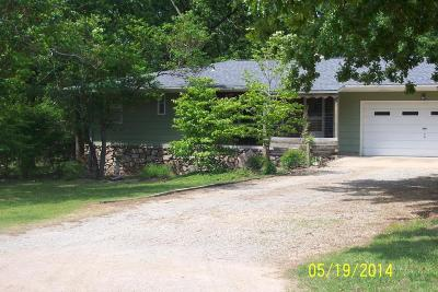 Marion County Single Family Home For Sale: 115 Mc 8020